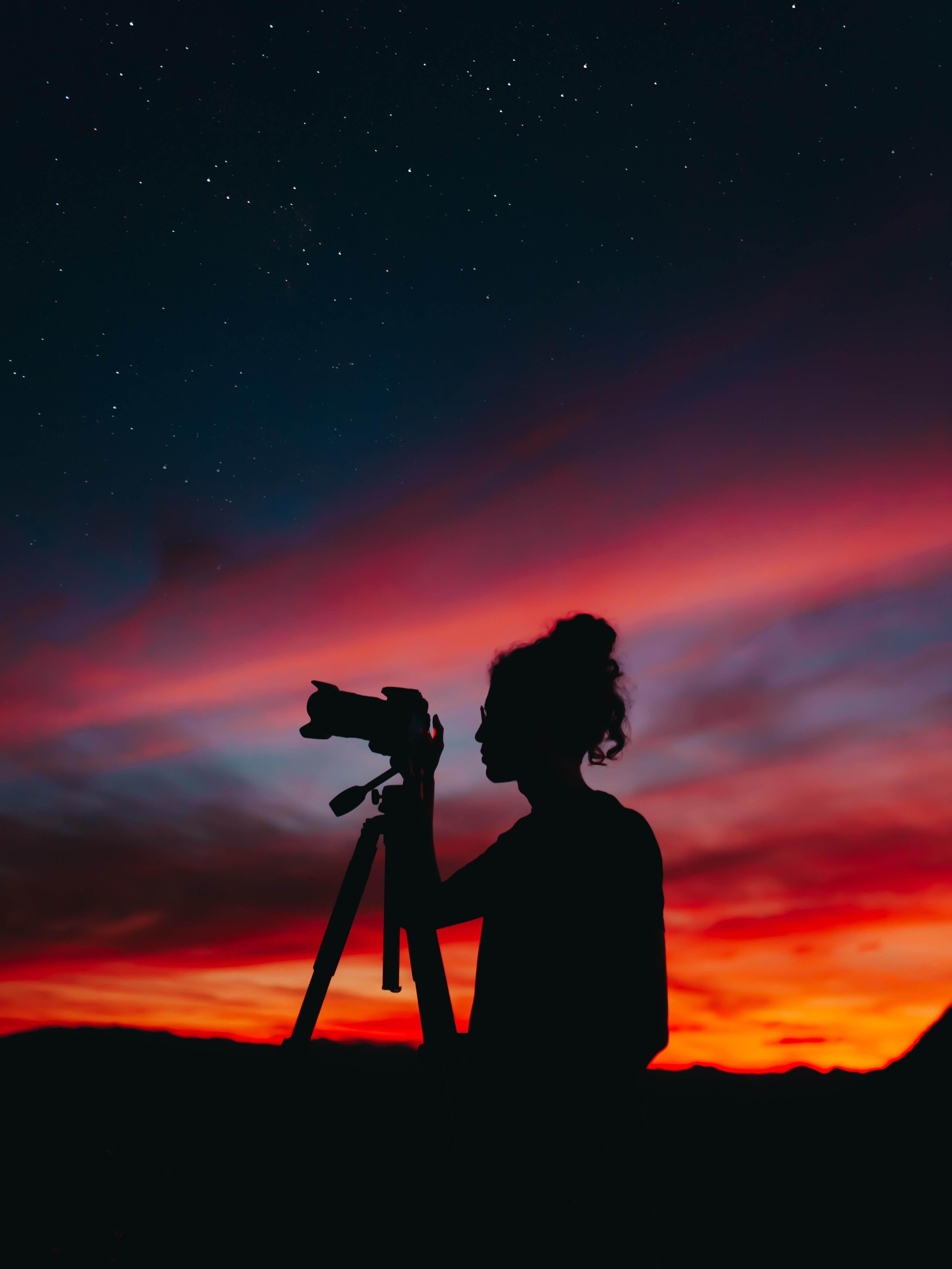 honeybee videographer tripod camera video editing athens greece career